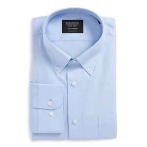 Nordstrom Tech-Smart Traditional Fit Dress Shirt